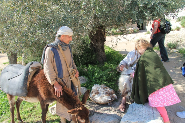 Day 2 at Nazareth Village recreation (v4)